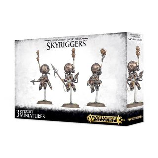 Age of Sigmar - Kharadron Overlords - Skyriggers