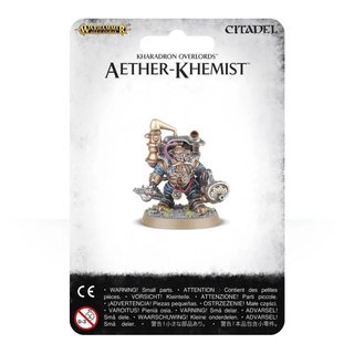 Age of Sigmar - Kharadron Overlords - Aether-Khemist