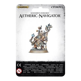 Age of Sigmar - Kharadron Overlords - Aetheric Navigator
