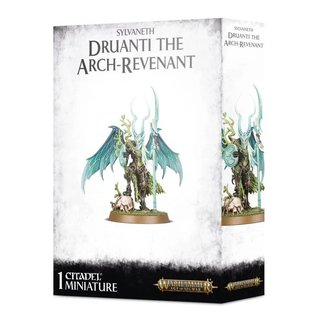Age of Sigmar - Sylvaneth - Druanti the Arch-Revenant