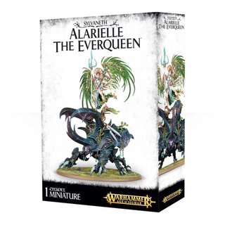 Age of Sigmar - Sylvaneth - Alarielle the Everqueen