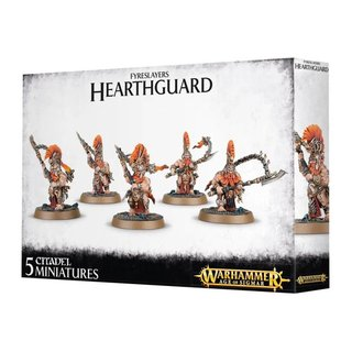 Age of Sigmar - Fyreslayers - Hearthguard