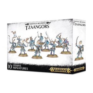 Age of Sigmar - Disciples of Tzeentch - Tzaangors