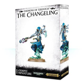 Age of Sigmar - Daemons of Tzeentch - The Changeling