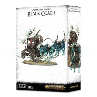 Age of Sigmar - Nighthaunt - Black Coach