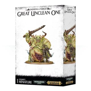 Age of Sigmar - Maggotkin of Nurgle - Great Unclean One