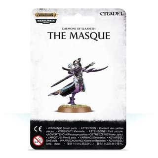 Age of Sigmar - Hedonites of Slaanesh - The Masque