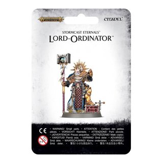Age of Sigmar - Stormcast Eternals - Lord Ordinator