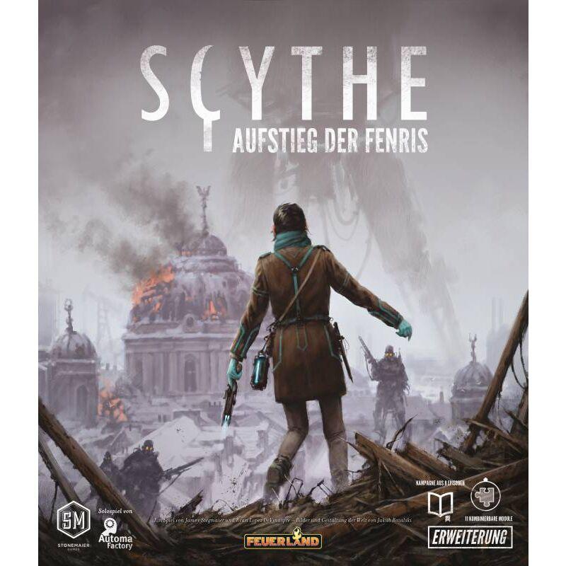 Scythe - Aufstieg der Fenris (Erweiterung)