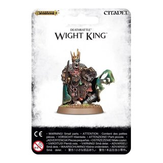 Age of Sigmar - Deathrattle - Wight King