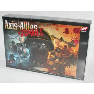Axis & Allies - Zombies (engl.)