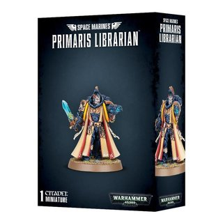 Warhammer 40.000 - Space Marines - Primaris Librarian
