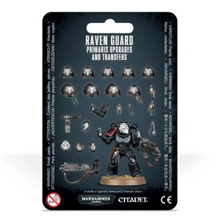 Warhammer 40.000 - Raven Guard - Primaris (Upgrades &...