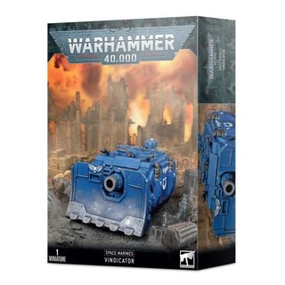 Warhammer 40.000 - Space Marines - Vindicator