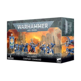 Warhammer 40.000 - Space Marines - Company Command