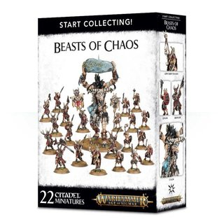 Age of Sigmar - Beasts of Chaos (Start Collecting)