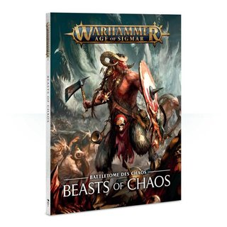 Age of Sigmar - Battletome - Beasts of Chaos (SC)