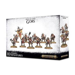 Age of Sigmar - Beasts of Chaos - Gors