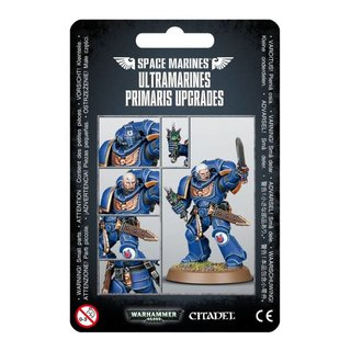 Warhammer 40.000 - Ultramarines - Primaris Upgrades
