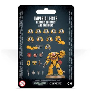Warhammer 40.000 - Imperial Fists - Primaris (Upgrades &...