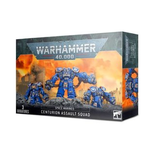 Warhammer 40.000 - Space Marines - Centurion Assault Squad