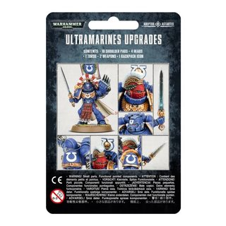 Warhammer 40.000 - Ultramarines - Upgrades