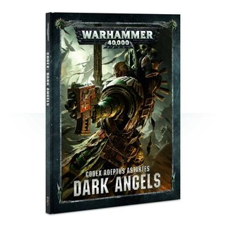 Warhammer 40.000 - Dark Angels (Codex Adeptus Astartes) (HC)