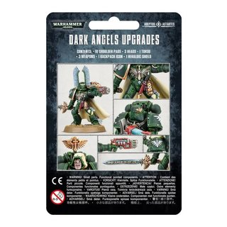 Warhammer 40.000 - Dark Angels - Upgrades