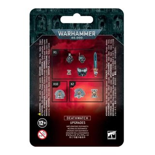 Warhammer 40.000 - Deathwatch - Upgrades