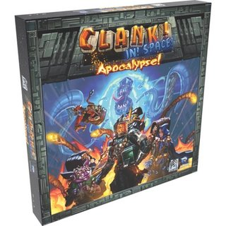 Clank! In! Space! - Apocalypse! (Expansion) (engl.)