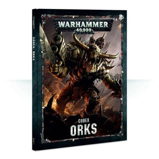 Warhammer 40.000 - Orks (Codex) (HC)