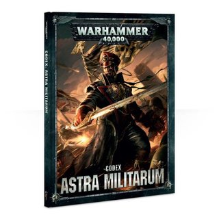 Warhammer 40.000 - Astra Militarum (Codex) (HC)
