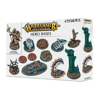 Age of Sigmar - Hero Bases