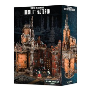 Warhammer 40.000 - Sector Mechanicus - Derelict Factorum