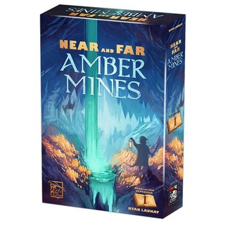 Near and Far - Amber Mines (Expansion) (engl.)