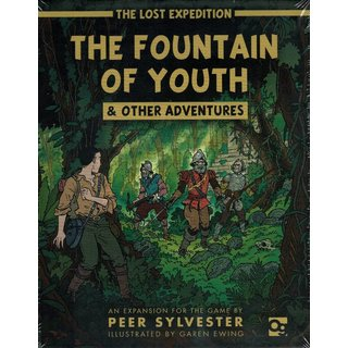 The Lost Expedition - The Fountain of Youth & Other...