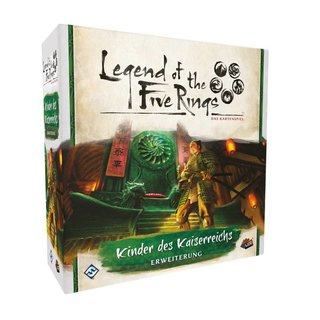Legend of the 5 Rings LCG - Kinder des Kaiserreichs...