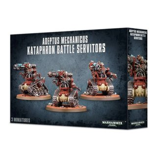 Warhammer 40.000 - Adeptus Mechanicus - Kataphron Battle...