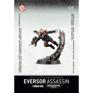 Warhammer 40.000 - Officio Assassinorium - Eversor Assassin