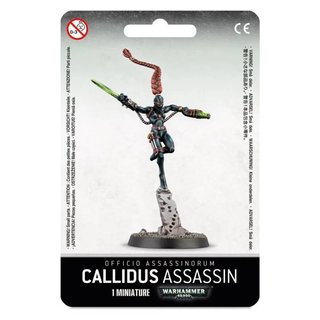Warhammer 40.000 - Officio Assassinorum - Callidus Assassin