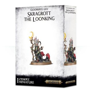 Age of Sigmar - Gloomspite Gitz - Skragrott the Loonking