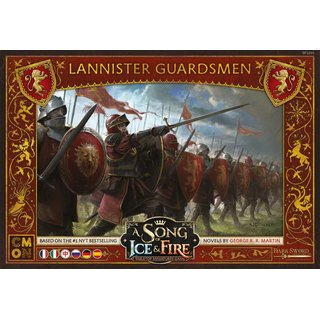 A Song of Ice & Fire - Lannister Guardsmen (Erweiterung)