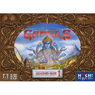 Rajas of the Ganges - Goodie Box 1