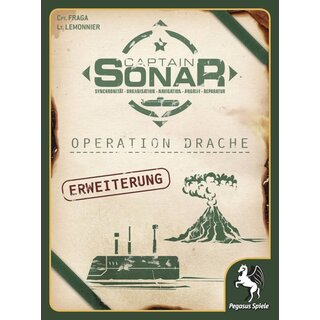 Captain Sonar - Operation Drache (Erweiterung)