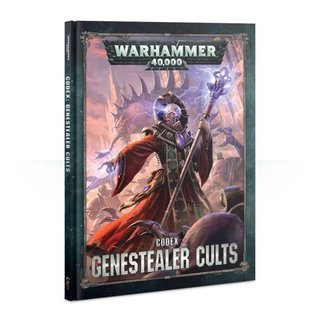 Warhammer 40.000 - Genestealer Cults (Codex) (HC)