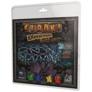 Clank! Expeditions - Gold & Silk (Expansion) (engl.)