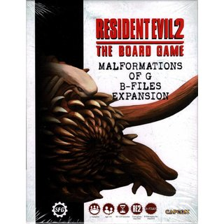 Resident Evil 2 - Malformations of G B-Files (Expansion)...