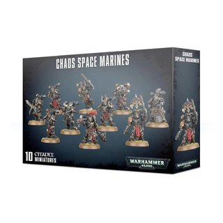 Warhammer 40.000 - Chaos Space Marines
