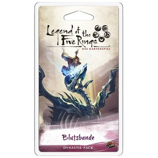 Legend of the 5 Rings LCG - Blutsbande (Erweiterung)