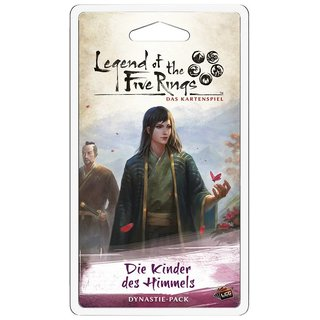Legend of the 5 Rings LCG - Die Kinder des Himmels...